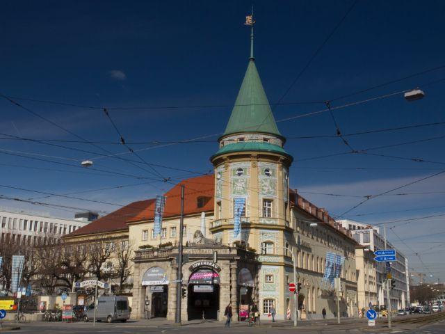 Stiglmaierplatz München, Foto: Katy Spichal