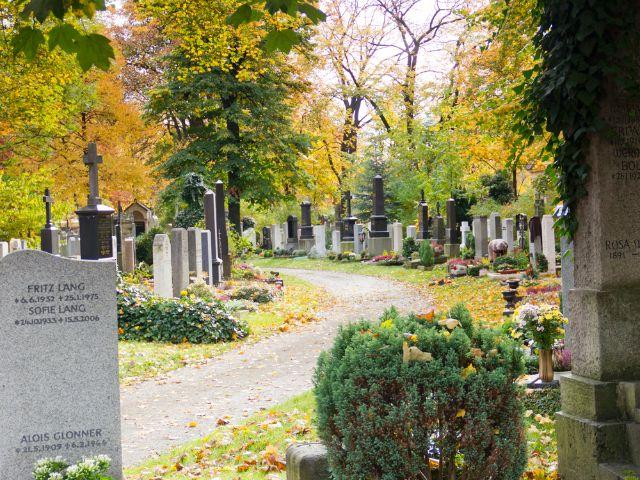 Ostfriedhof in Obergiesing, Foto: Katy Spichal