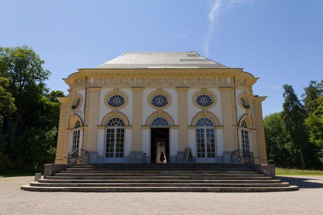 Schlosspark Nymphenburg Badenburg