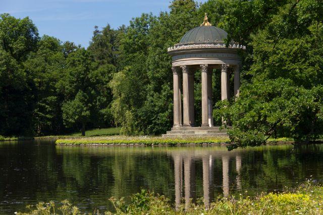 Apollotempel am Badenburger See, Foto: muenchen.de