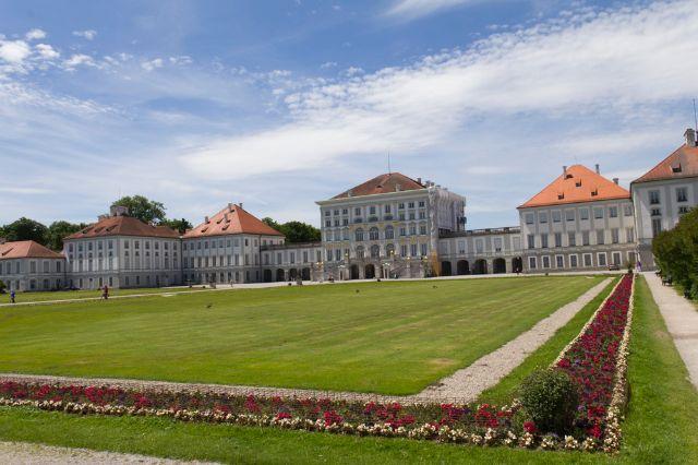 Schlosspark Nymphenburg Parterre, Foto: Katy Spichal