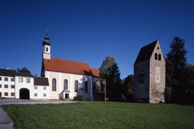 Kloster Wessobrunn, Foto: Erzbischöfliches Ordinariat München, Kunstreferat