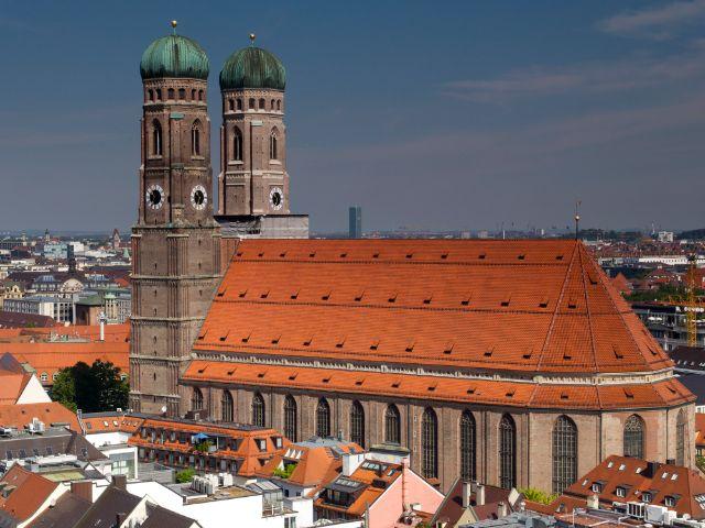 Die Frauenkirche von oben, Foto: Katy Spichal