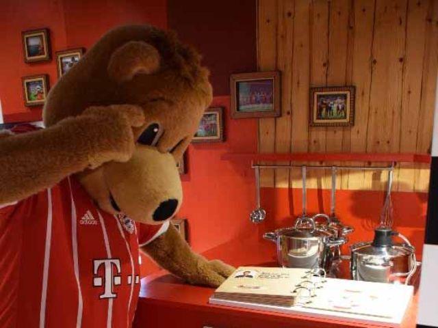 Berni, Foto: Allianz Arena