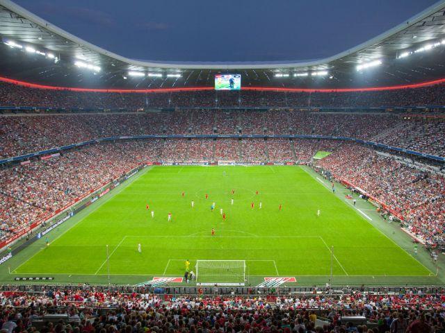Impressionen von der Allianz Arena., Foto: Allianz Arena/B. Ducke