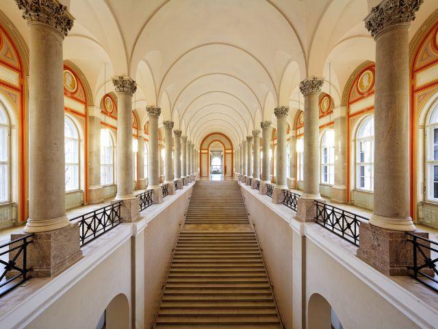 Bayerische Staatsbibliothek München, Foto: Bayerische Staatsbibliothek