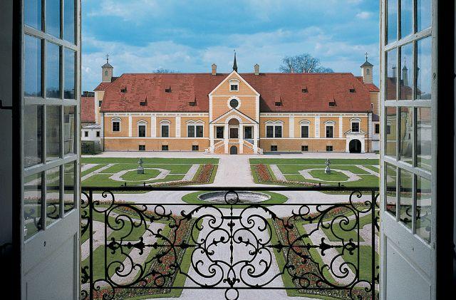 Altes Schloss Schleißheim, Foto: Bayerische Schlösserverwaltung - www.schloesser.bayern.de