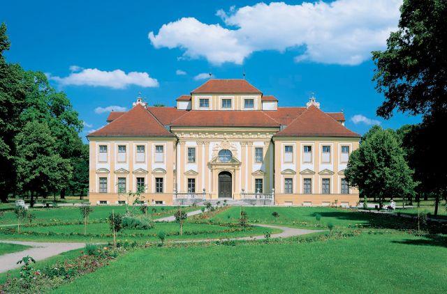 Schloss Lustheim im Park von Schloss Schleißheim, Foto: Bayerische Schlösserverwaltung