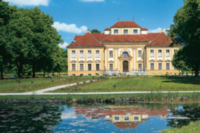 Schloss Lustheim, Foto: Bayerische Schlösserverwaltung, www.schloesser.bayern.de