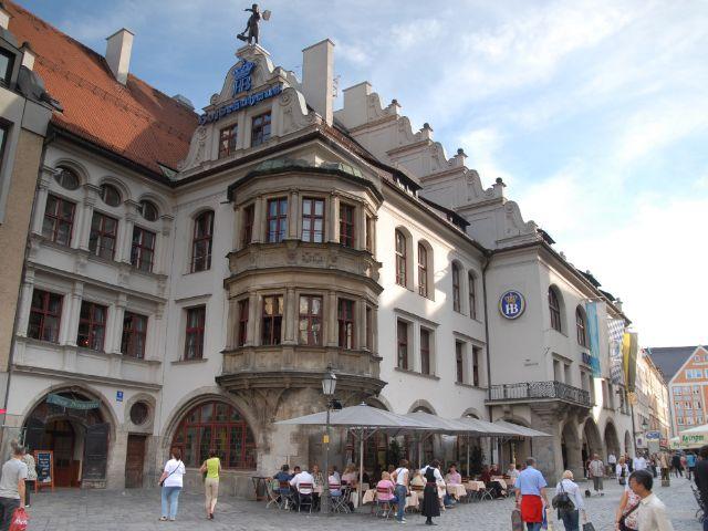 Hofbräuhaus München, Foto: BBMC Tobias Ranzinger