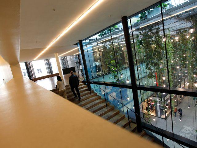 Kunsthalle der Hypo-Kulturstiftung innen, Foto: Kunsthalle der Hypo-Kulturstiftung