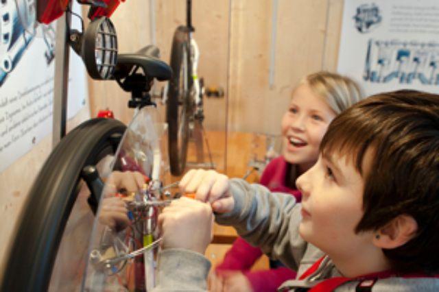 Kinder- und Jugendmuseum, Foto: Kinder- und Jugendmuseum