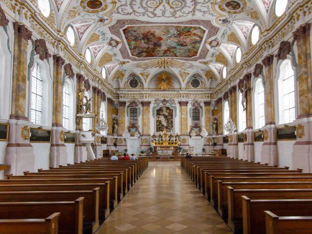 Bürgersaalkirche in der Altstadt Münchens, Foto: Sankt Michaelsbund