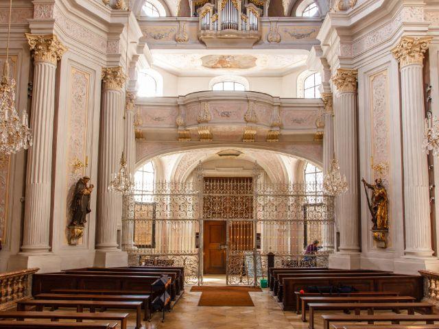 Dreifaltigkeitskirche in München, Foto: Sankt Michaelsbund