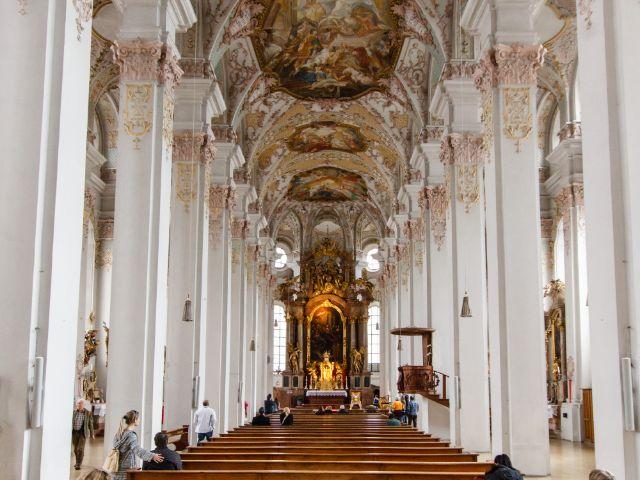 Heilig-Geist-Kirche, Foto: Sankt Michaelsbund