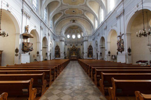 Sankt Theresia Kirche, Foto: Sankt Michaelsbund
