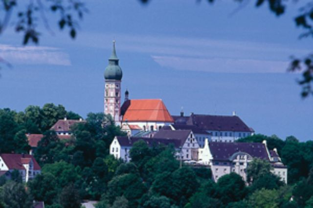 Kloster Andechs, Foto: Kloster Andechs
