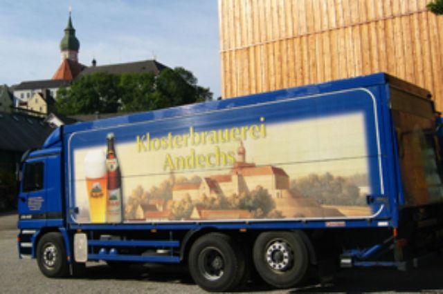 Brauerei Kloster Andechs, Foto: Kloster Andechs
