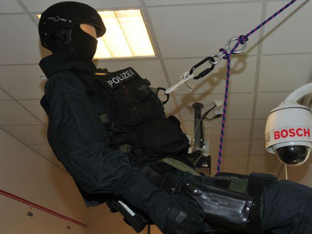 Polizeimuseum München, Foto: Münchner Blaulicht Polizeiverein für Prävention und Bürgerbegegnungen e. V.