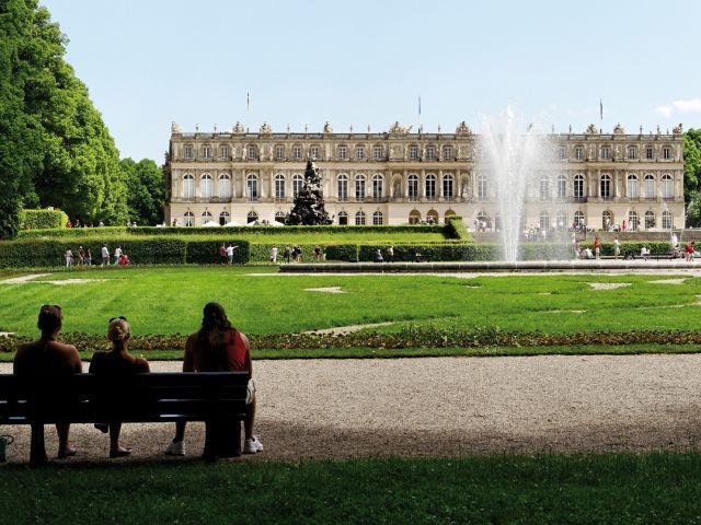 Schloss Herrenchiemsee, Foto: Priener Tourismus GmbH/Paul Mayall