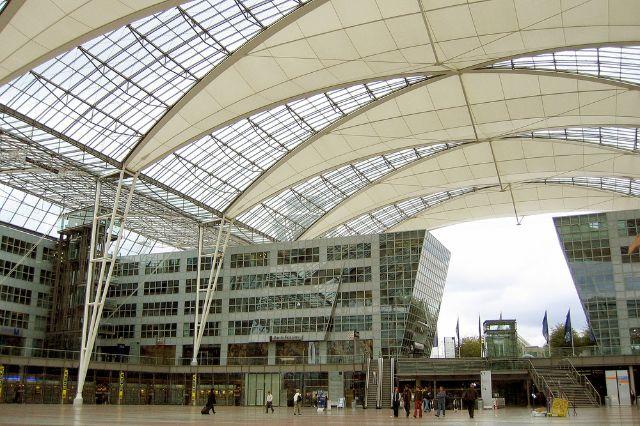 Flughafen Terminal 2