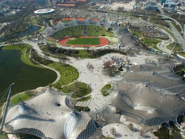 Olympiapark, Foto: Shutterstock