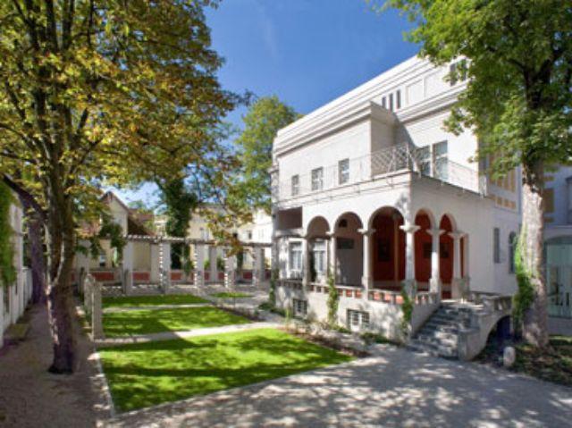 Villa Stuck Garten, Foto: Wolfgang Pulfer