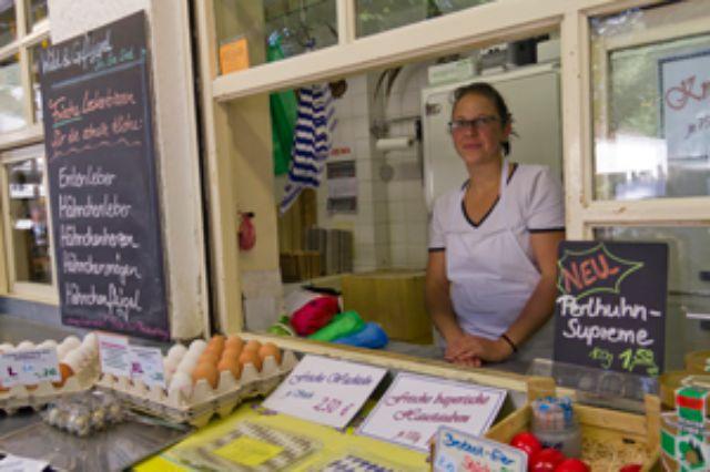 Elisabethmarkt München, Foto: Katy Spichal