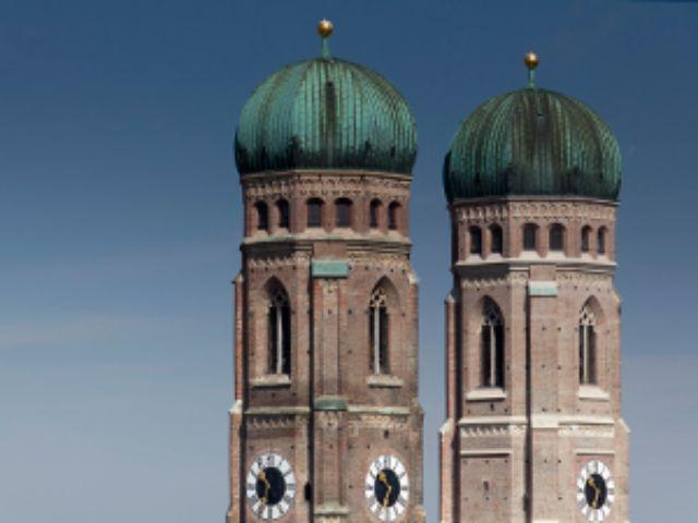 Türme der Frauenkirche, Foto: Katy Spichal