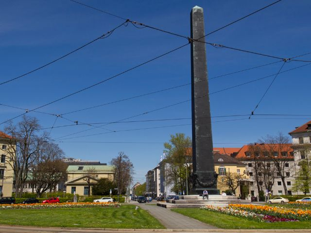Karolinenplatz, Foto: Katy Spichal