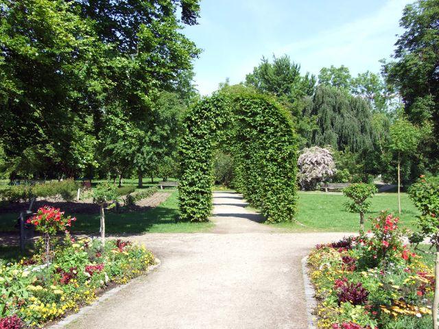In München Untergiesing befindet sich die ein Pflanzenparadies mit Themengärten., Foto: Michael Hofmann