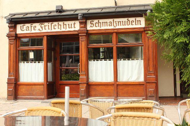 Cafe Schmalznudel, Foto: Immanuel Rahman