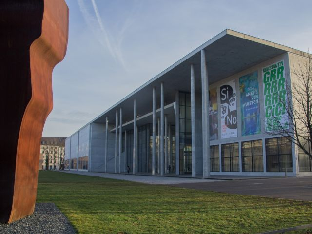Pinakothek der Moderne , Foto: Lukas Fleischmann