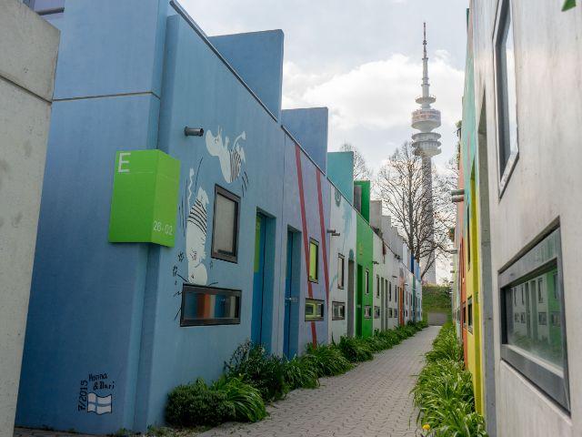 Streetart in München, Foto: Katy Spichal