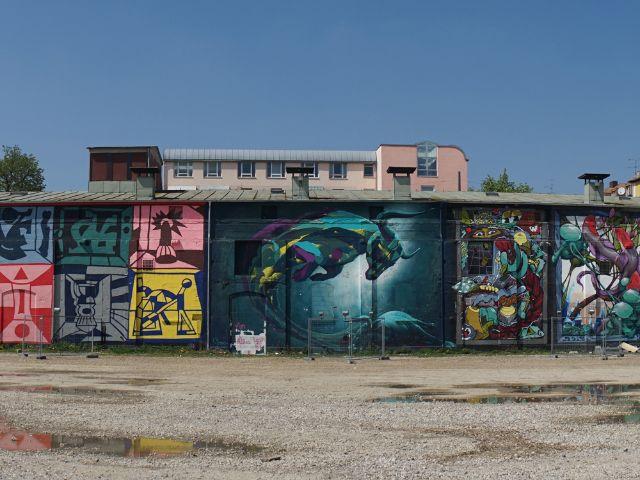 Streetart in München, Foto: muenchen.de/Lukas Fleischmann