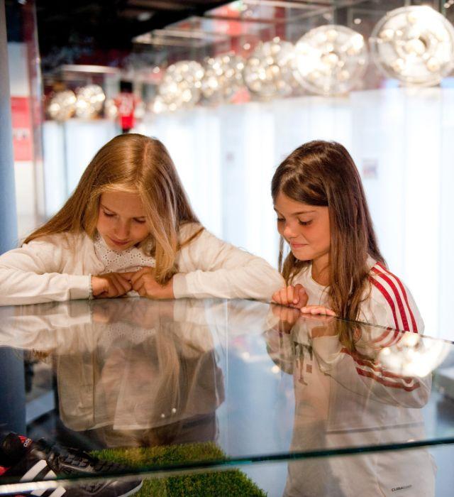 , Foto: FC Bayern Museum