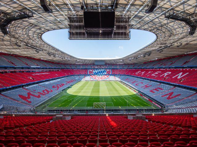 , Foto: Allianz Arena
