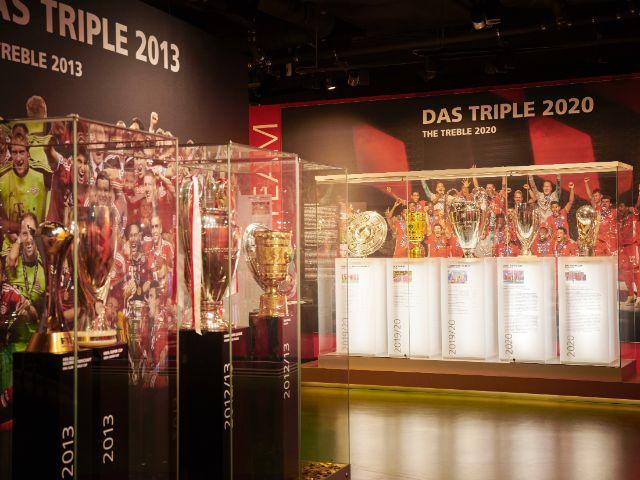 FC Bayern Museum, Foto: FC Bayern München AG