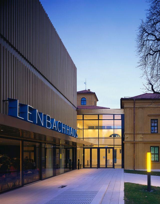 , Foto: F. Holzherr, © Städt. Galerie im Lenbachhaus & Kunstbau