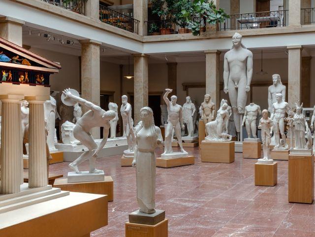 , Foto: U. Hofstätter, © Museum für Abgüsse Klassischer Bildwerke