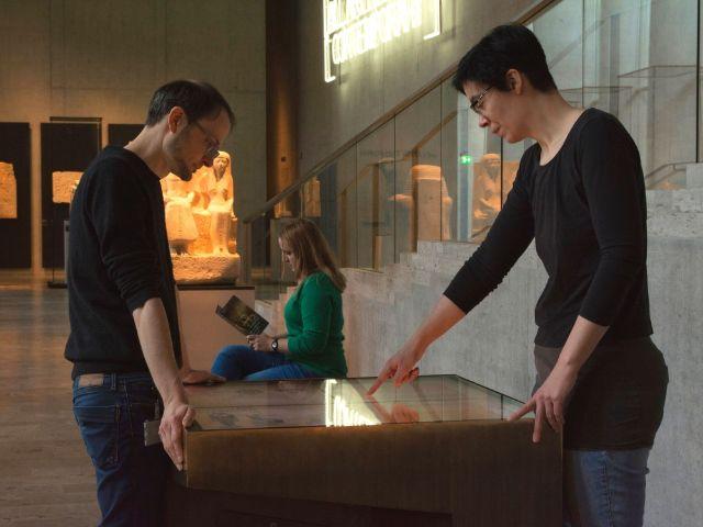 , Foto: Staatliches Museum Ägyptischer Kunst, Marianne Franke