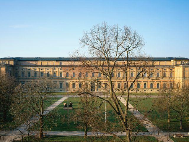 Alte Pinakothek München, Foto: Alte Pinakothek