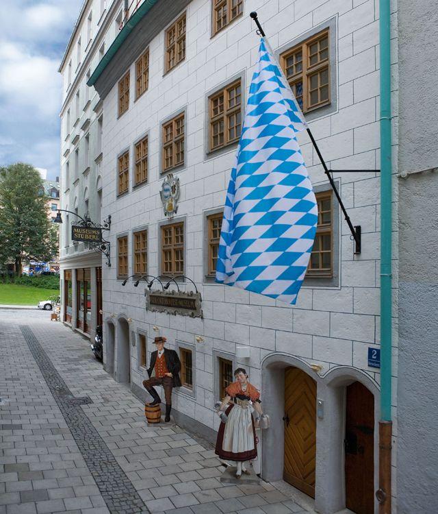 Bier- und Oktoberfestmuseum München, Foto: Bier- und Oktoberfestmuseum