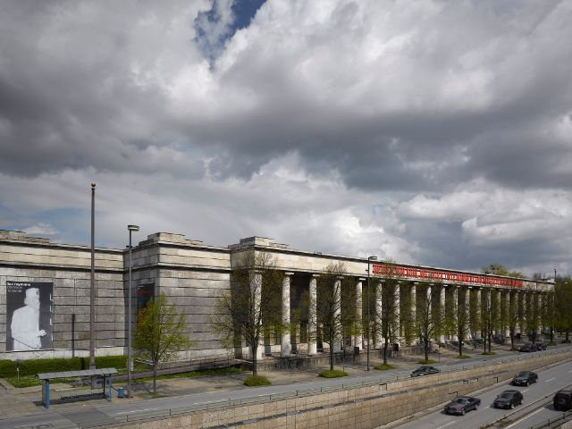 Haus der Kunst München, Foto: Jens Weber, München