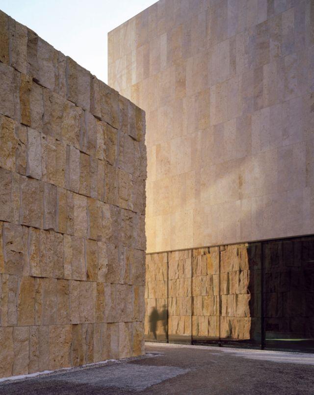 Jüdisches Museum, Foto: Roland Halbe, Stuttgart - Jüdisches Museum München