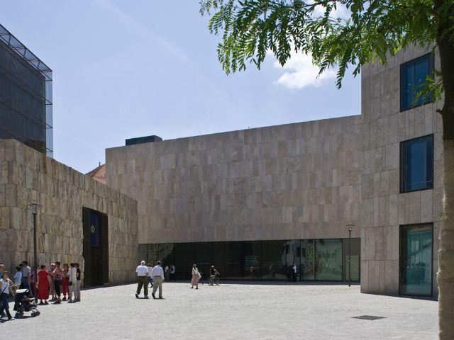 Jüdisches Museum, Foto: Franz Kimmel - Jüdisches Museum München
