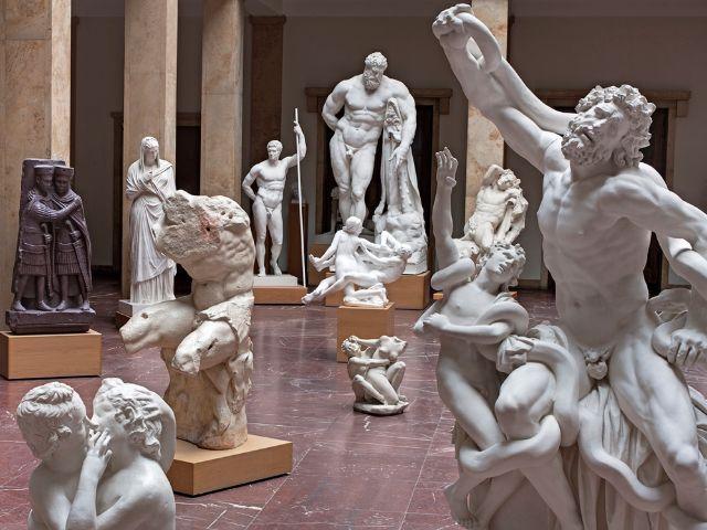 Museum für Abgüsse klassischer Bildwerke, Foto: Roy Hessing/Museum für Abgüsse Klassischer Bildwerke