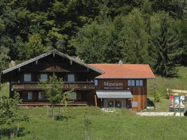Museum Wald und Umwelt, Foto: Stadt Ebersberg