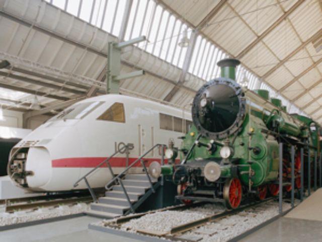 Deutsches Museum Verkehrszentrum München, Foto: Deutsches Museum