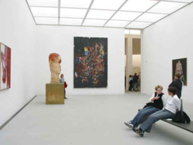 Pinakothek der Moderne München, Foto: Pinakothek der Moderne